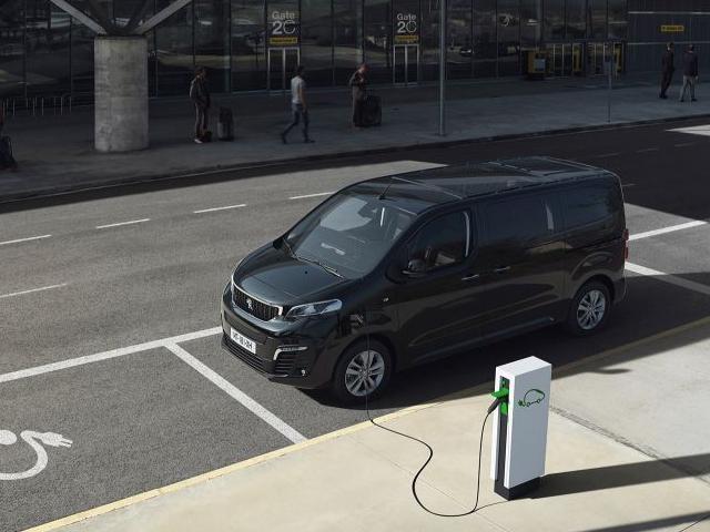 električni Peugeot Traveller