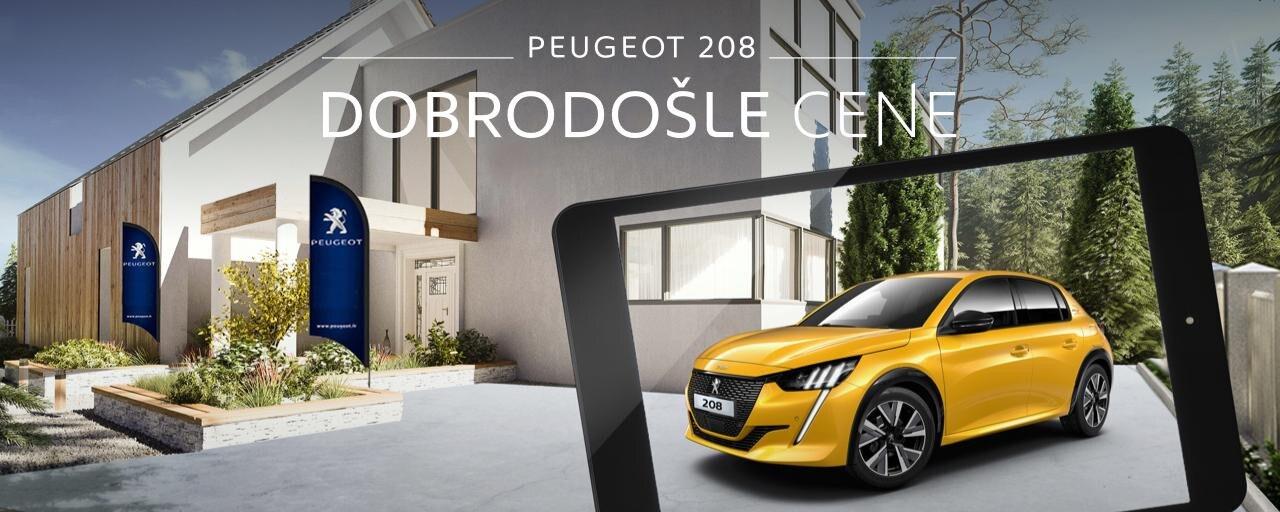 Konfigurator Peugeot 208