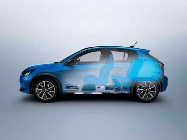 Peugeot elektricna vozila