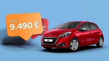 Zadnja priložnost za ugodni nakup Peugeot 208
