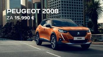 Peugeot 2008 iskrica