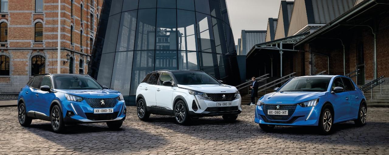 elektricna vozila Peugeot