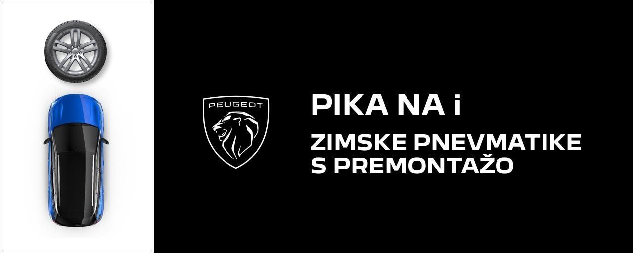 PIKA NA i Peugeot