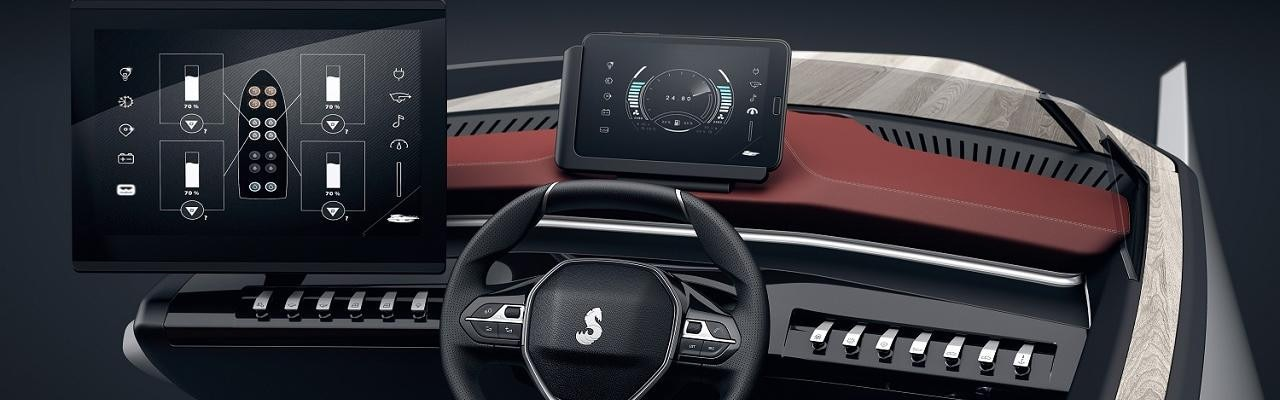 Sea drive koncept