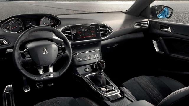 Peugeot 308 SW analogni